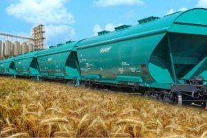 Укрзализныця увеличила среднесуточную погрузку зерна